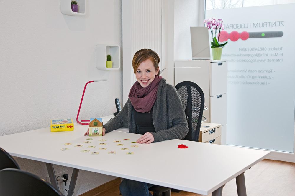 Ann-Kathrin Gering - examinierte Logopädin